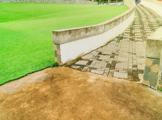 artificial turf facility