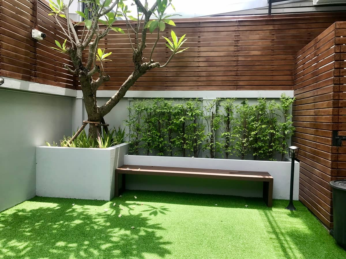 artificial turf plants