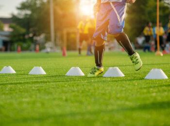 Soccer,Football,Training,Session,For,Kids.,Boys,Training,Football,On