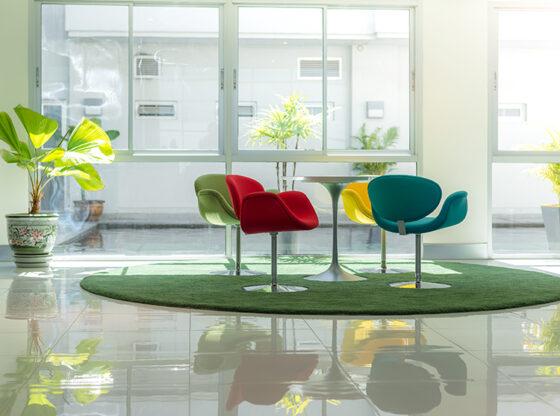 Creative Ideas Using Artificial Grass for Fresno Offices