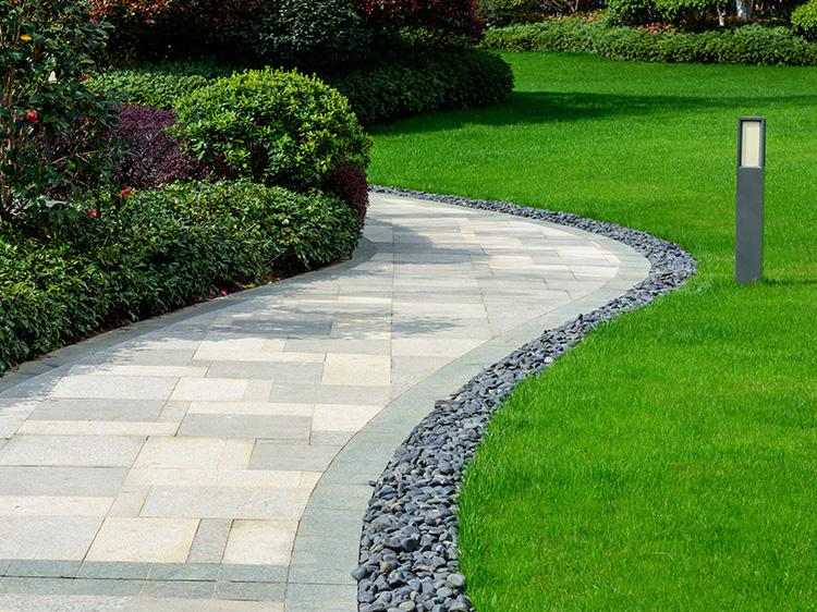 Pathway Design Artificial Grass