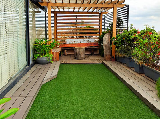Beautify Your Balcony with Artificial Grass in Portland Oregon