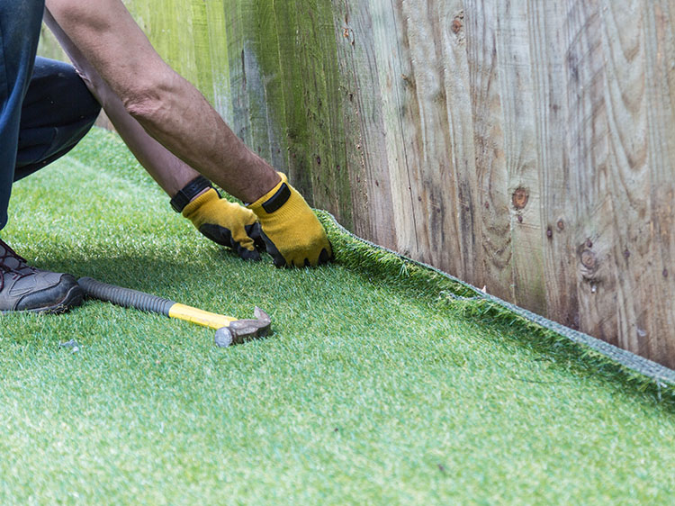 Preventing Miami FL Artificial Turf from Getting Stolen