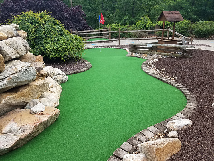Designs for Your Putting Green in Portland