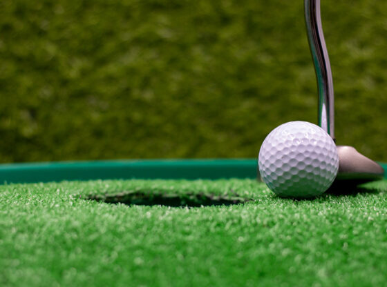 Improve Your Game by Practicing on Putting Greens