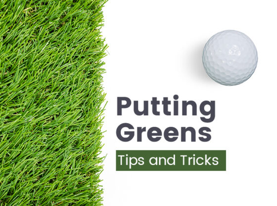 putting greens tips and tricks