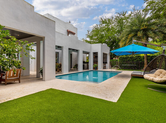 Invest in Synthetic Turf for your home